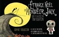 Tim Burton - L'étrange Noël de Mr Jack - Coffret livre + figurine.