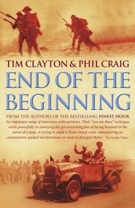 Tim Clayton - End of the beginning.