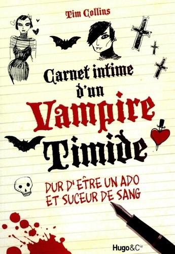 Carnet Intime D Un Vampire Timide