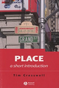 Tim Cresswell - Place - A Short Introduction.