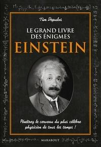 Tim Dedopulos - Le grand livre des énigmes Einstein.