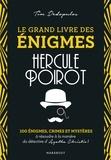 Tim Dedopulos - Le Grand livre des énigmes Hercule Poirot.