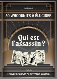 Qui est lassassin ? - 50 Whodunits à élucider.pdf