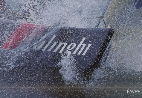 Tim Jeffery - Alinghi.
