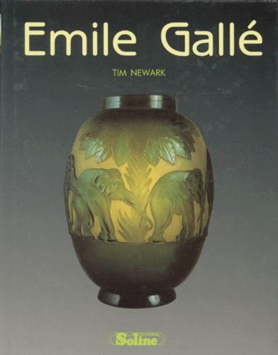 Tim Newark - Emile Gallé.