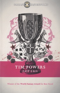 Tim Powers - Last Call.