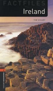 Tim Vicary - Ireland.