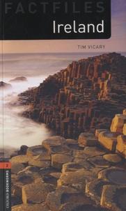 Tim Vicary - Ireland. 1 CD audio