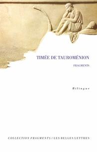 Timée de Tauroménion - Fragments.