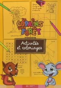 Timoon Animation - Les Copains de la Forêt - Activités et coloriages.