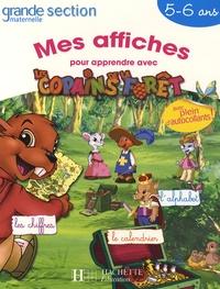Timoon Animation - Mes affiches pour apprendre avec les Copains de la Forêt - Grande Section Maternelle 5-6 ans.