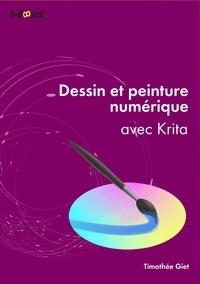 Timothée Giet - Dessin et peinture numérique avec Krita.