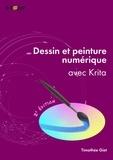 Timothée Giet - Dessin et peinture numerique avec Krita.