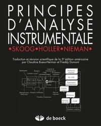 Principes d'analyse instrumentale - Timothy-A Nieman | Showmesound.org