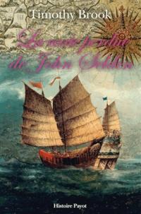 Timothy Brook - La carte perdue de John Selden.
