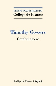 Timothy Gowers - Combinatoire.