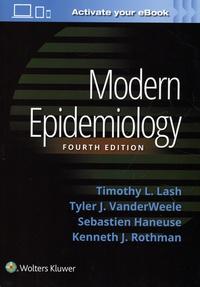 Timothy Lash et Tyler J. VanderWeele - Modern Epidemiology.