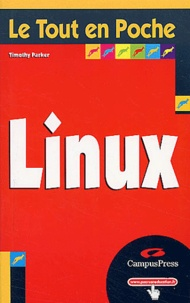 Timothy Parker - Linux.