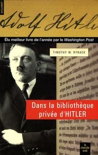 Accentsonline.fr Dans la bibliothèque privée d'Hitler - Les livres qui ont modelé sa vie Image
