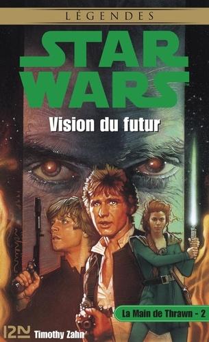 Star Wars, La main de Thrawn - Intégrale - Le spectre du passé ; Vision du futur - Format ePub - 9782823854930 - 9,99 €