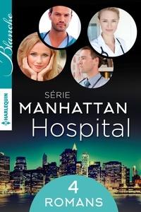 Tina Beckett et Amalie Berlin - Manhattan Hospital : l'intégrale de la série.
