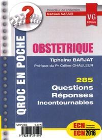 Obstétrique - Tiphaine Barjat pdf epub
