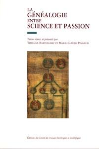 Tiphaine Barthélemy et Marie-Claude Pingaud - La généalogie entre science et passion.
