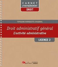 Era-circus.be Droit administratif Licence 2 - L'activité administrative Image