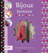 Bijoux fantaisie - Avec 3 cordons en satin, 1 breloque en forme de chat, 1 breloque en forme de dauphin et 3 anneaux.pdf
