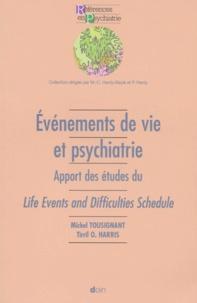 Tirril-O Harris et Michel Tousignant - .