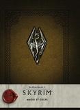 Titan books - The Elder Scrolls V, Skyrim - Magie et culte.