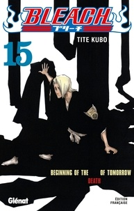 Tite Kubo - Beginning of the death of tomorrow.