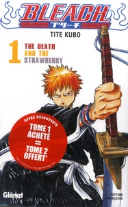 Tite Kubo - Bleach  : Pack en 2 volumes : tome 1 ; tome 2.