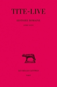 Tite-Live - Histoire romaine - Tome 26 Livre XXXVI.