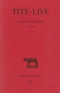 Tite-Live - Histoire romaine - Tome 19, Livre XXIX.