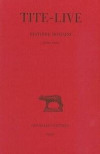 Tite-Live - Histoire romaine - Tome 25, Livre XXXV.