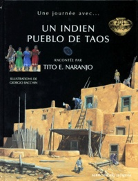 Tito-E Naranjo et Giorgio Bacchin - Un indien pueblo de Taos.
