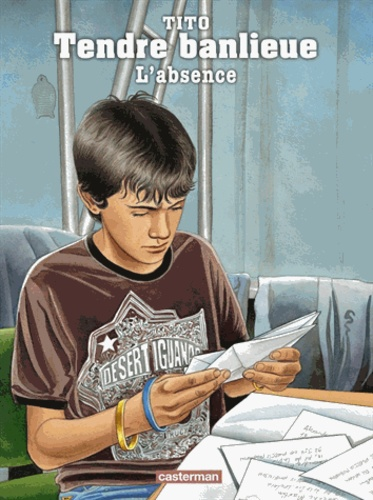 Tito - Tendre Banlieue Tome 19 : L'absence.