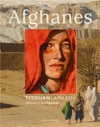 Titouan Lamazou et Bernard Dupaigne - Afghanes.