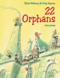 Tjibbe Veldkamp - 22 Orphans.