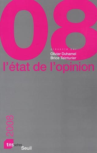 L'état de l'opinion  Edition 2008
