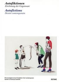 Tobias Burg et Kate Macfarlane - Autofictions - Dessin contemporain.