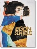 Tobias G. Natter et Benedikt Taschen - Egon Schiele - L'oeuvre complet, 1909-1918.