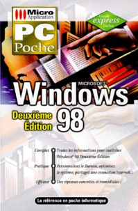 Deedr.fr WINDOWS 98. 2ème édition Image