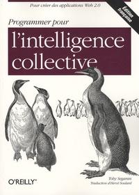 Toby Segaran - Programmer pour l'intelligence collective.