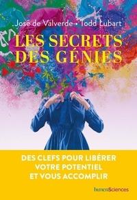 Todd Lubart et Valverde jose De - Les secrets des génies.