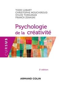 Todd Lubart et Christophe Mouchiroud - Psychologie de la créativité - 2e édition.