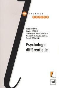 Todd Lubart et Xavier Caroff - Psychologie différentielle.