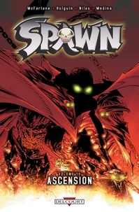 Todd McFarlane et Brian Holguin - Spawn Tome 10 : Ascension.