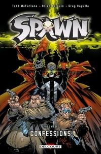 Todd McFarlane et Brian Holguin - Spawn Tome 8 : Confessions.